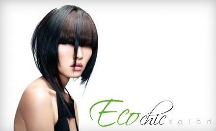 Eco Chic Salon - Eco Chic Salon in Irvine