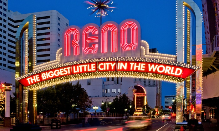 Retro Casino & Hotel in Downtown Reno