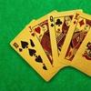 24-Karat-Gold Playing Cards