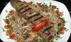 Nunu's Mediterranean Cafe & Market - Northwest Oklahoma City: $10 for $20 Worth of Fatoosh, Falafel, Kebabs, and Drinks at Nunu's Mediterranean Cafe & Market
