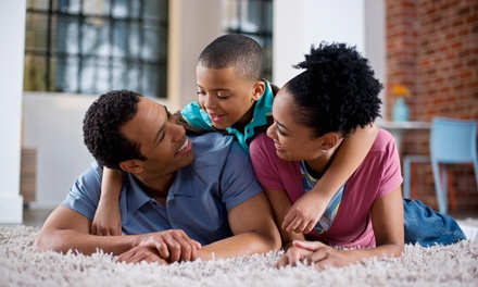 $135 for $299 Groupon — Whole House Carpet Cleaning