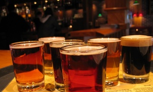 The Order of Ahepa Chapter 517: Up to 42% Off the October Harvest Beer Tasting on October 17 at The Order of Ahepa Chapter 517