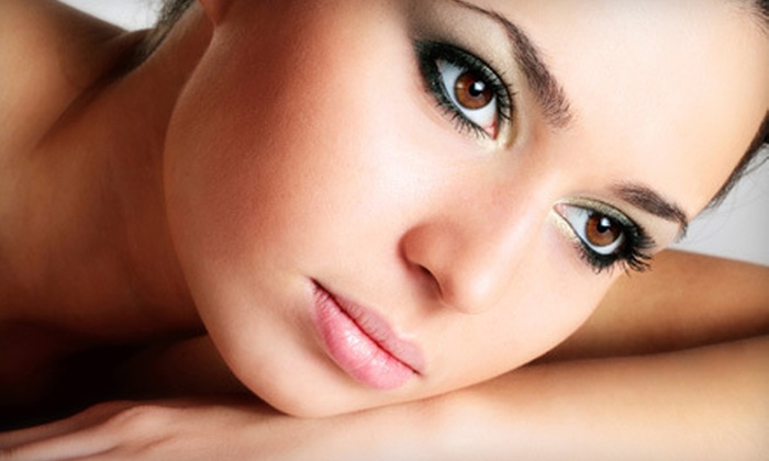 The Perfect Eyebrow & Makeup Center - Campus Commons: Brow Tint, Lash Tint, Brow Shaping, or Brow Shaping and Tint at The Perfect Eyebrow & Makeup Center (Up to 58% Off)