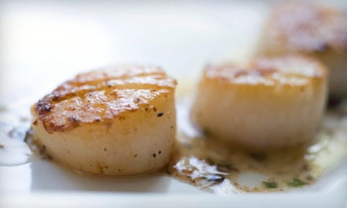 Portage - West Queen Anne: $25 for $50 Worth of French Cuisine and Wine at Portage
