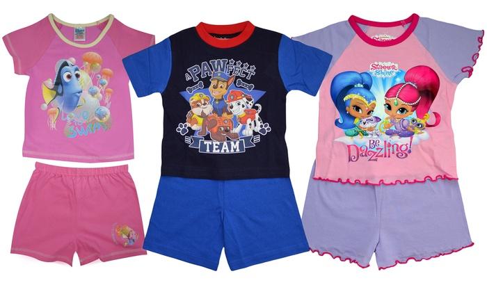 Children s Pyjamas Sets  f9ccd45f7