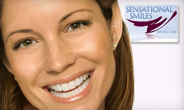 Sensational Smiles - Olde Orchard: $150 for 25 Units of Botox at Sensational Smiles ($350 Value)