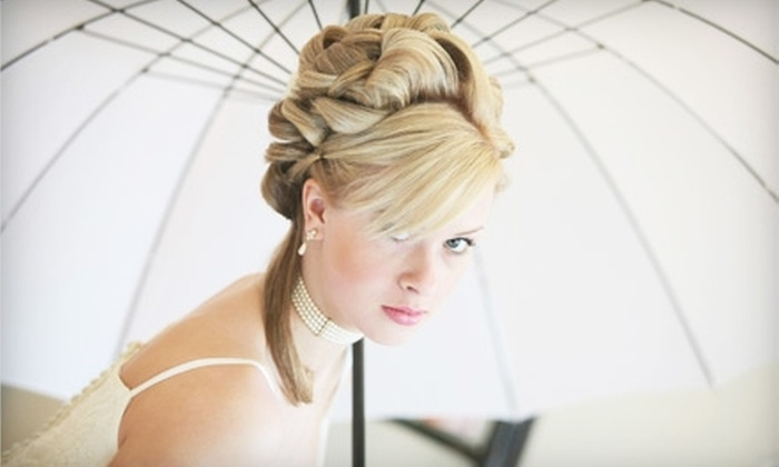 The Remington Suite Spa - Shreveport: $22 for a Haircut and Style at The Remington Suite Spa ($45 Value)