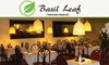 Basil Leaf Vietnamese Restaurant - Princess Jeanne: $7 for $15 Worth of Vietnamese Cuisine at Basil Leaf Vietnamese Restaurant