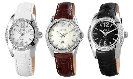 1 o 2 relojes para mujer Just