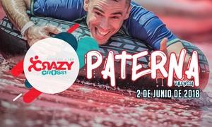 Crazy Cross: Inscripción a la carrera de obstáculos hinchables el 2 de Junio de 2018 en Valencia por 12,95 € con Crazy Cross