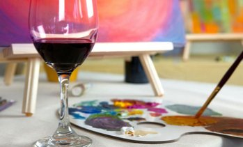 Up to 53% Off Paint and Sip at Creative Palette Art Studio