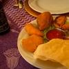 ⏰ Menu indiano con dolce e vino