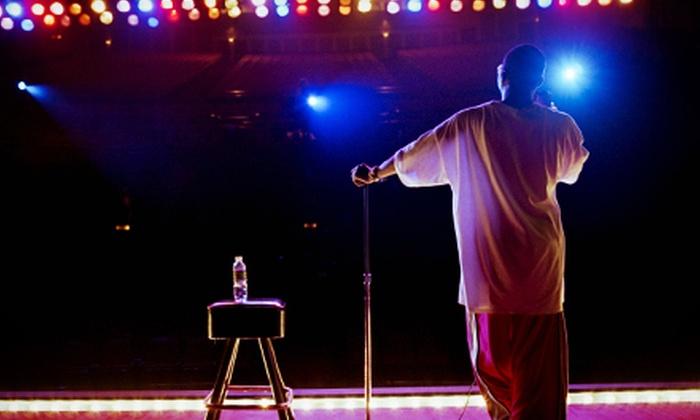 Funny Bone Comedy Club & Restaurant - Levee Funny Bone Comedy Club & Restaurant: Standup for Two, Four, or Six at Funny Bone Comedy Club & Restaurant (Up to 60% Off)