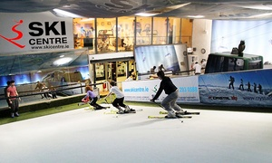 Ski Centre: Skiing or Snowboard Lesson from €19.99 at Ski Centre (49% Off)