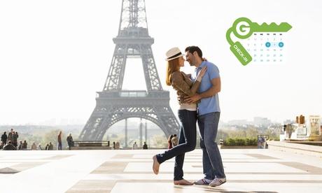 Paris: habitación doble para dos personas con desayuno y crucero por el río Sena en Pavillon Opéra Bourse