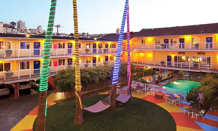 Retro Hotel in San Francisco's Marina District
