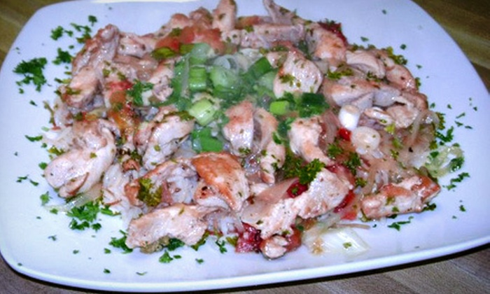 Alexandria Mediterranean Grill - Melbourne: $15 for $30 Worth of Mediterranean Dinner at Alexandria Mediterranean Grill