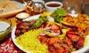 ⏰ Menu indiano con tandoori