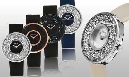 Elegante So&Co New York Damenuhr in der Farbe nach Wahl  (Koln)
