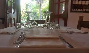 Hotel alla Posta: Menu tipico di carne con vino per 2 o 4 persone all'hotel Alla Posta, nel parco dei Colli Euganei (sconto fino a 59%)