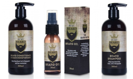 One or Two My Beard Triple Packs, Shampoos, Oils or Conditioner and Face Moisturisers