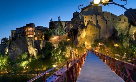 Cuenca: 1, 2 o 3 noches para dos con desayuno, una cena y late check-out en el hotel Arcas de Agua