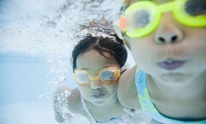 British Swim School: Six or Eight Kids' Swim Lessons at British Swim School (Up to 36% Off)