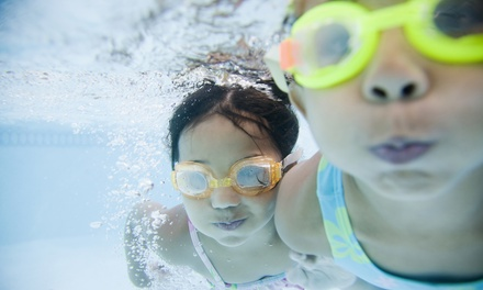 Five 30Minute School Holiday Swimming Classes at Fit Life Health Solutions Up to $92.5 Value