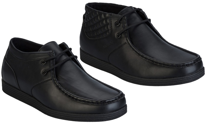 Groupon Goods Global GmbH: Sonneti Men's Bruntcliffe and Woodkirk Boots
