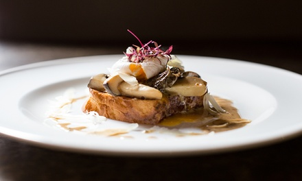 Two-Course Meal with Wine or Prosecco for Two or Four at The Minster Arms
