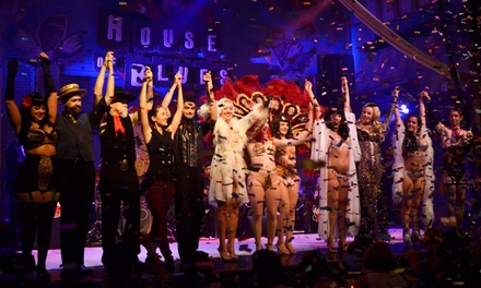 Bustout Burlesque at House of Blues New Orleans on Saturday, May 16 (Up to 48% Off)