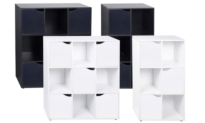 Six or Nine-Cube Storage Unit ...  sc 1 st  Groupon & Six or Nine-Cube Storage Unit | Groupon Goods