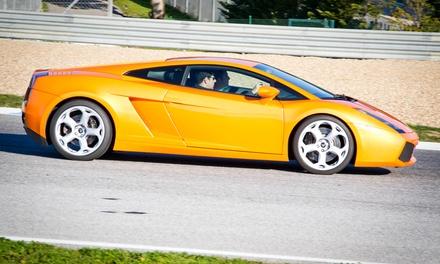 Conducción de 7, 23 o 30 km por carretera y/o circuito con opción a noche para dos en hotel desde 39 € en Prestige GT