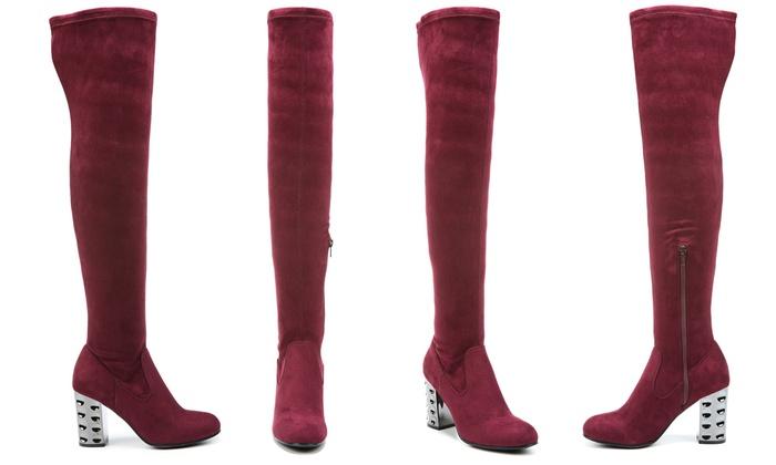 e94467a8e80 Carlos by Carlos Santana Quantum Boot-Wide Calf Available (Size 5.5W ...
