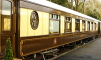West Sussex: 1 or 2 Nights for Two with Full English Breakfast at 4* The Old Railway Station