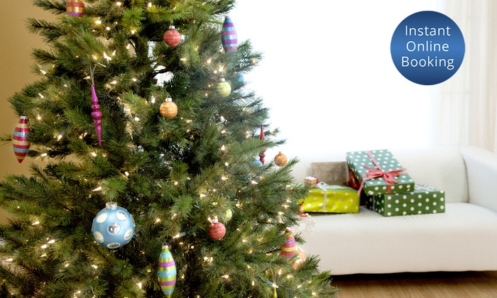 The Real Christmas Tree Co. - Multiple Locations: 3ft Christmas Tree with Pick-Up ($28) or Delivery ($39) from The Real Christmas Tree Co. (Up to $50 Value)