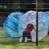 Partida de bubble football