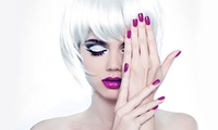 Shellac Manicure, Pedicure or Both at V3 Fitness & Beauty (Up to 49% Off)