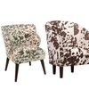 Skyline Furniture Made-to-Order Animal Print Chairs
