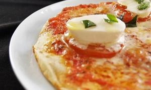 Gaeta Pizzería: Menú para 2 o 4 con entrantes, principal, postre y botella de lambrusco desde 19,95 € en Gaeta Pizzería