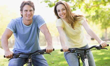New York Central Park Bike Rental coupon and deal