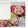 Up to 94% Off Custom-Printed Fleece Photo Blankets