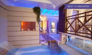 Salus Per Aquam: Ingresso Spa, idromassaggio, sauna, bagno turco e massaggio per 2 persone al centro Salus per Aquam (sconto fino a 63%)