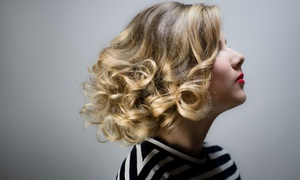 Meiyu Hair: Cut and Blow-Dry with Full Colour ($109), Balayage ($139) or Full-Head of Foils ($169) at Meiyu Hair (Up to $295 Value)
