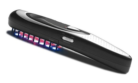 Pure Cosmetique Hair Regrowth Infrared Light Therapy Comb