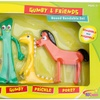 Gumby & Friends Bendable Boxed Set