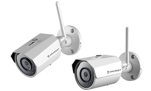 Amcrest HDSeries 960p Outdoor Wireless IP Security Camera
