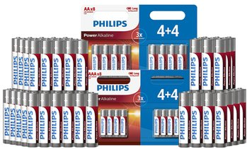 Philips Power Alkaline AA/AAA