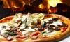Antipasti, pizze, dolci e birre