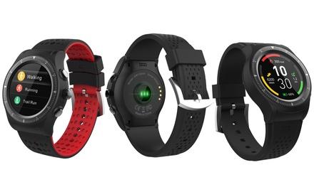 Orologio Explorer multifunzione con cardio, GPS e altimetro disponibile in 2 colori